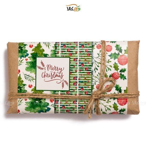 شکلات تختهای نارگیل کریسمسی