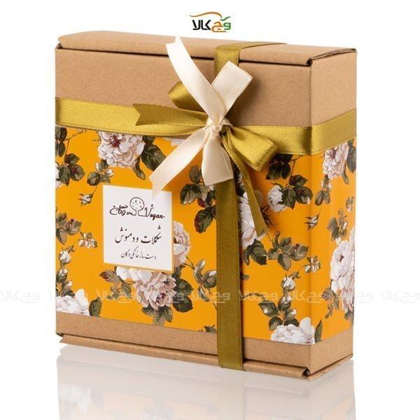جعبه هدیه - شکلات/دمنوش - وگان