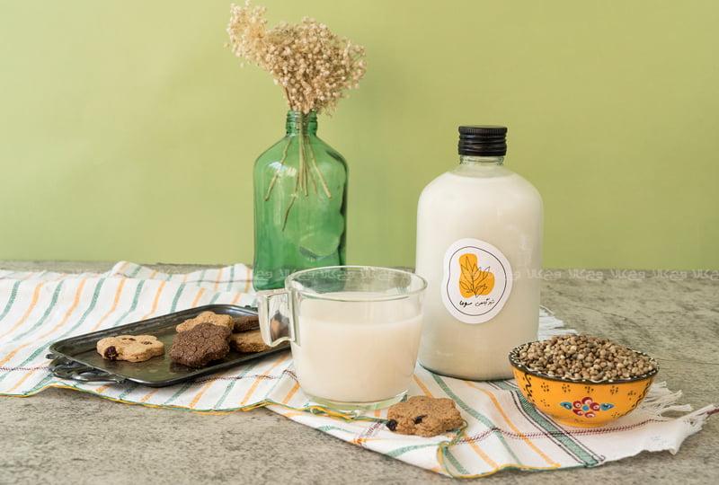۷ تا از سالمترین انواع شیر گیاهی