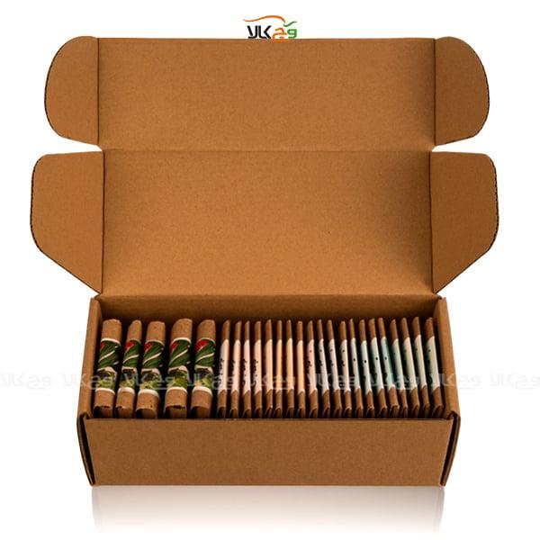 جعبه هدیه – شکلات/دمنوش – وگان