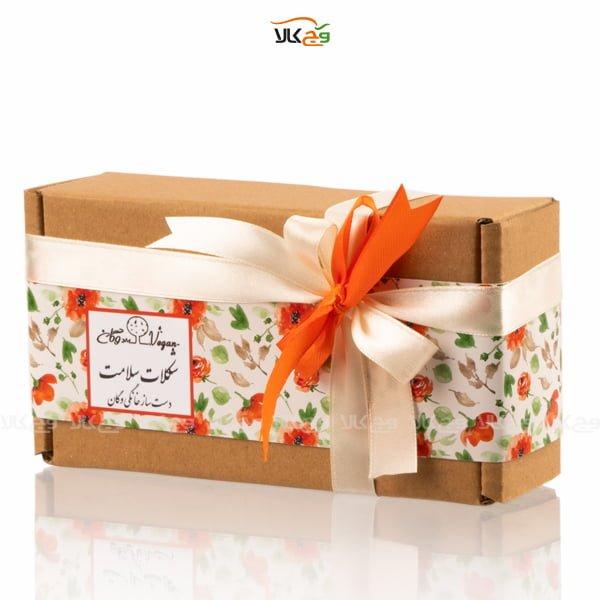 جعبه هدیه – شکلات – وگان
