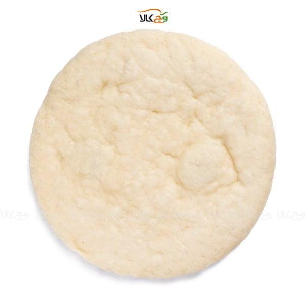 خمیر پیتزا بدون گلوتن کاله