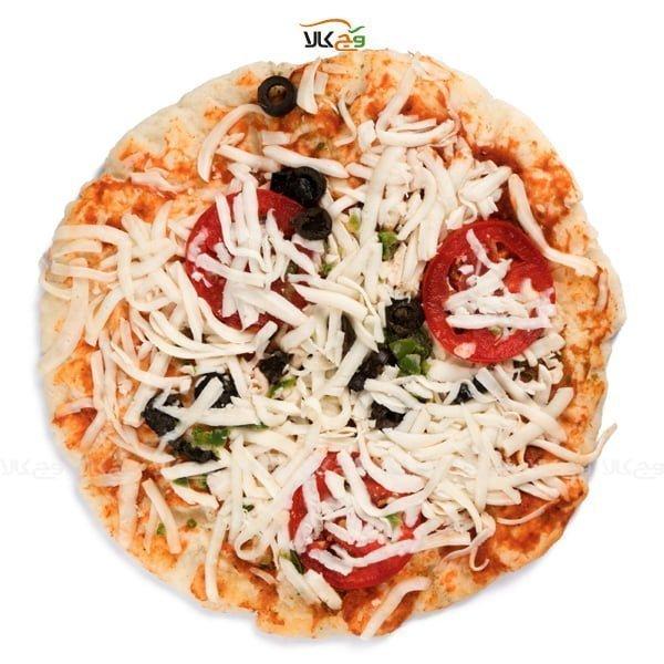 پیتزا آماده مارگاریتا بدون گلوتن کاله